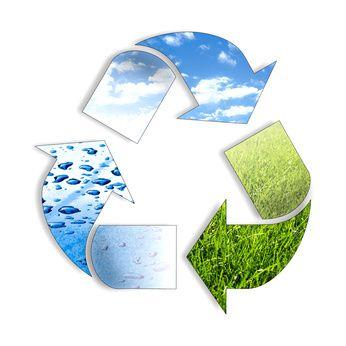 Tri selectif ordures menageres